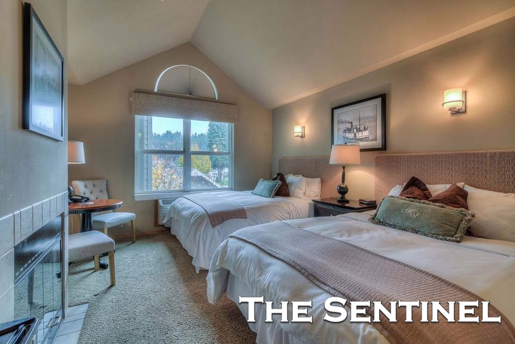 The Sentinel Room (#12)