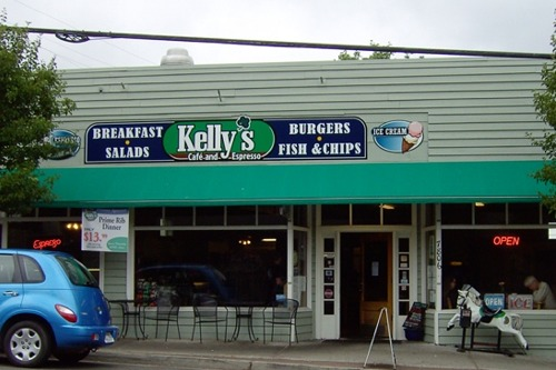 Kelly's Cafe & Espresso